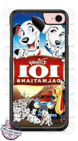 101 dalmatians animated graphics phone case cover