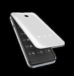 Blu DIVA Flip T390X GSM Flip Phone - White