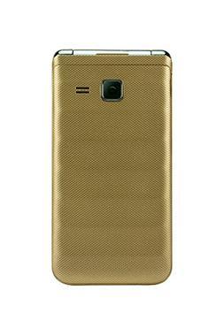 "SLIDE 2.8"" Dual SIM Unlocked Flip Phone, Quad-Band 2G compat"