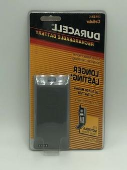 Duracell Rechargeable Battery DR122LG Motorola Flip Cell Pho