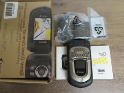 Kyocera DuraXT E4277 Black  Flip phone new in box CHECK IMEI
