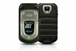 Kyocera DuraXT E4277 - Black  Rugged Flip Phone Tello Compat