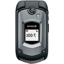 Kyocera DuraXTP E4281 - Black  PTT 3G Rugged GPS Camera Flip