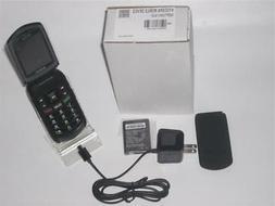 Kyocera DuraXV E4520PTT Flip Cell Phone Page Plus Red Pocket