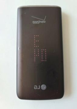 LG Exalt 2 VN370 - Black  Cellular Phone