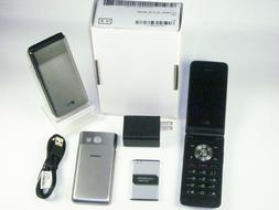 LG Exalt LTE - 8GB - Silver  VN220