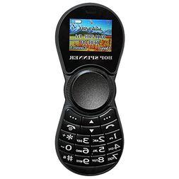 Bop Spinner Fidget Spinner Mobile Phone | 2G Unlocked GSM Bl