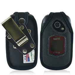 Turtleback Fitted Case for Kyocera DuraXV+ Plus Flip Phone B