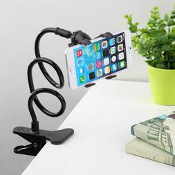 Flexible Lazy Bracket Mobile Phone Stand Holder Car Bed Desk