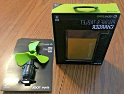 Goal Zero FLIP 30 Phone & Tablet CHARGER and USB Powered Fan