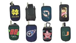 Flip Cell Phone Case  Samsung LG Pouch With Belt Clip