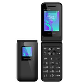 "Flip Phone 3G Maxwest Vice  2.4"" FM Senior Kids"