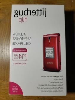 JITTERBUG FLIP PHONE  brand new and sealed