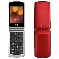 LG Flip Phone Senior Unlocked GSM Only 2G G360 Dual Sim Duos