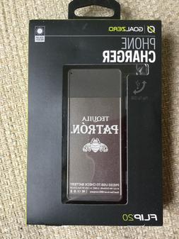 GOALZERO FLIP20 PHONE CHARGER, 5,200mAh, FLIP TIP USB/MICRO