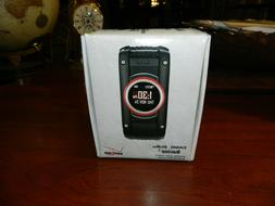 Casio G'zOne Ravine 2 C781 Black Verizon Cellular Flip Phone