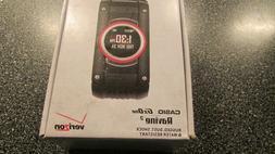 💥 Casio G'zone Ravine 2 C781 Verizon Basic Flip Phone