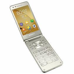 Samsung Galaxy Folder G1600 Dual Sim 16GB Flip Smartphone Mo