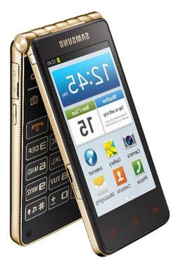 Samsung Galaxy Golden GT-I9235 16GB Flip Android Smartphone