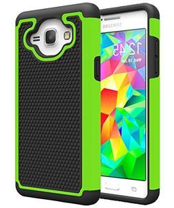 Galaxy On5 Case, Galaxy G550 Case, MCUK  Drop Protection Hyb