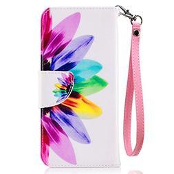 Galaxy S8 Case, S8 Wallet Case, Samsung S8 Case, JanCalm