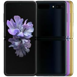 "Samsung Galaxy Z Flip SM-F700F/DS 256GB 8GB RAM  6.7"""