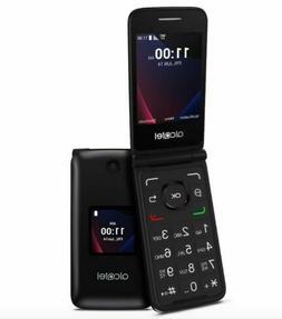 Alcatel GoFlipV Flip Phone - Verizon Wireless - 4G LTE - New