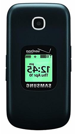 Samsung Gusto 3 Verizon Wireless Flip Phone w/ 1.3MP Camera