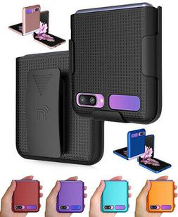 Hard Protector Case Cover and Belt Clip Holster for Samsung