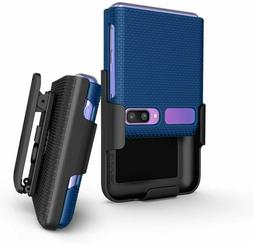 Hard Protector Case Cover w/ Belt Clip Holster  Samsung Gala
