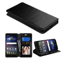 For HTC Bolt  PU Leather Flip stand Wallet Pouch Phone Case