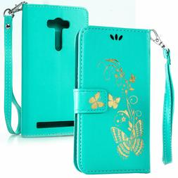 For Huawei DC S6 Case Cover Flip Leather Luxury Protective K