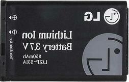 LG LGIP-531A 950mAh Replacement Battery For LG Feacher Flip