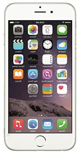Apple iPhone 6, GSM Unlocked, 16 GB Unlocked, Silver