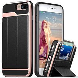 iPhone 8 Plus Wallet Case, iPhone 7 Plus Wallet Case, Vena