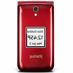 Jitterbug Flip Easy-to-Use Cell Phone for Seniors  by GreatC