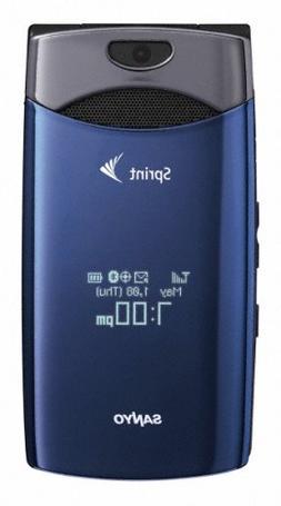 Sanyo Katana LX 3800 Phone, Blue