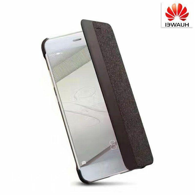 100% Huawei View Leather Case Cover