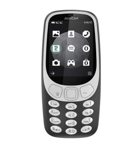 NOKIA 3310 SIM Retro Classic Phone 16MB Mobile Phone