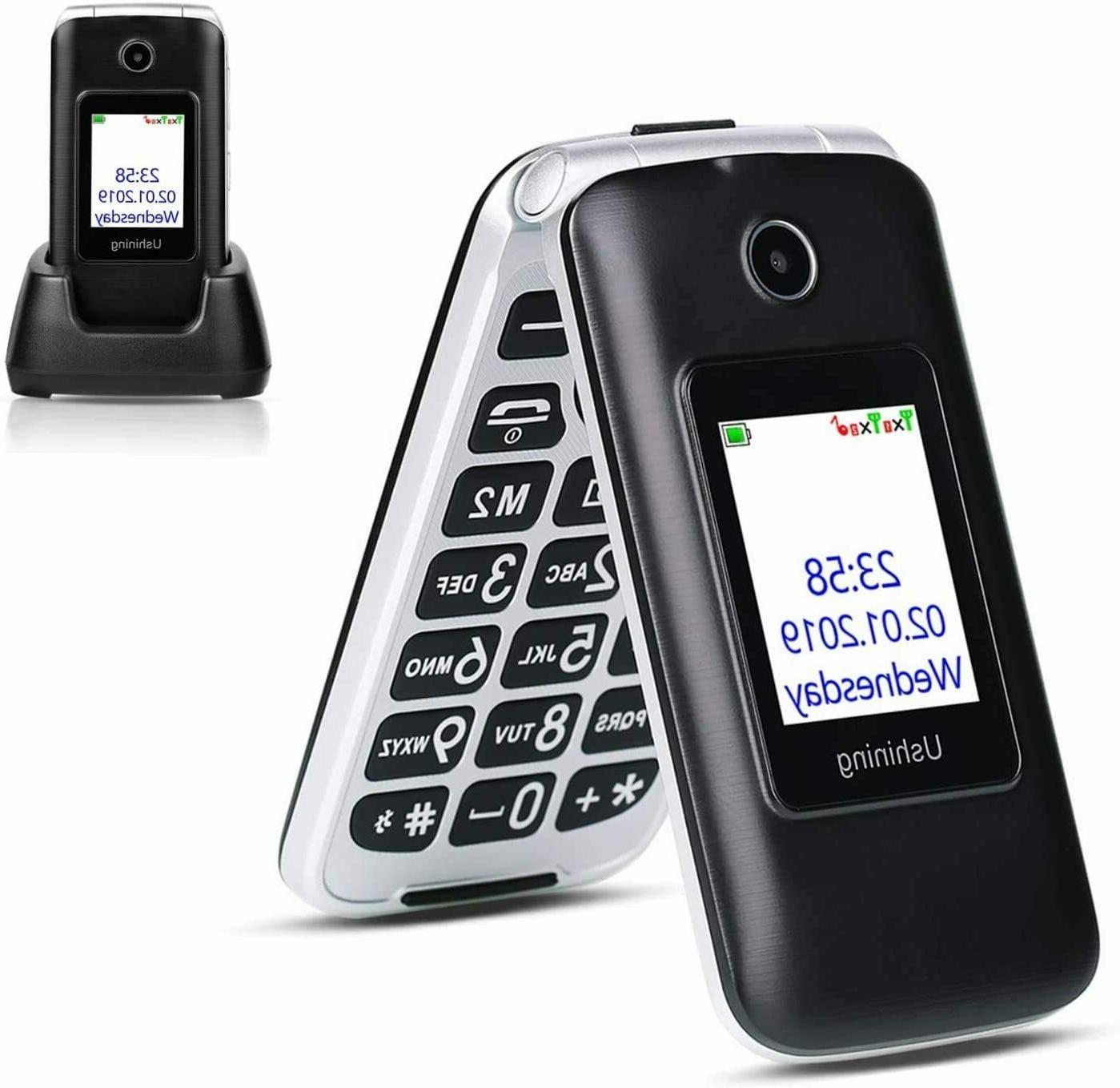 3g unlocked flip cell phone easy to