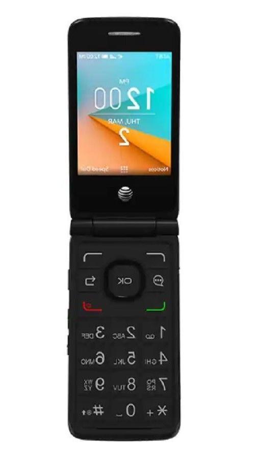 2 AT&T Unlocked 4G GSM Phone Gray