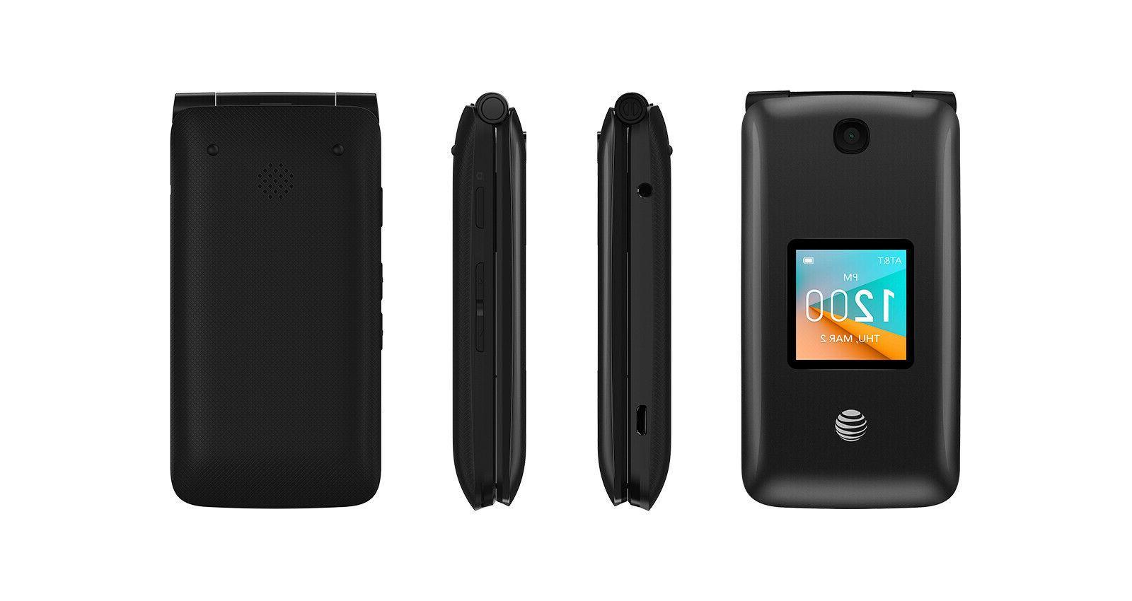 Alcatel Flip 2 Factory AT&T / Flip Phone