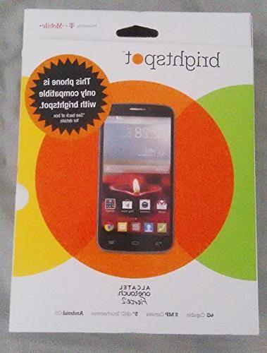 BrightSpot ALCATEL ONETOUCH 2 Capable Android By T-Mobile
