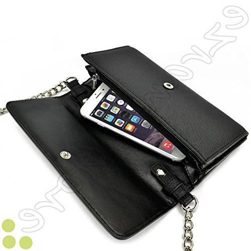 Case+Stand Women Fits Sony Phone Strap – Following Models: