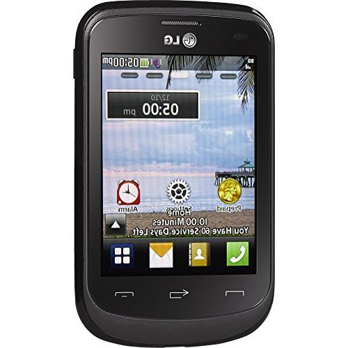TracFone LG 306G No Contract Phone
