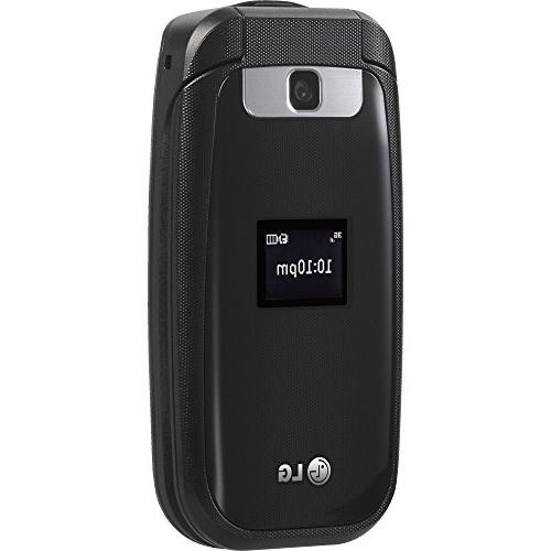 TracFone LG 3G Prepaid Retail Packaging