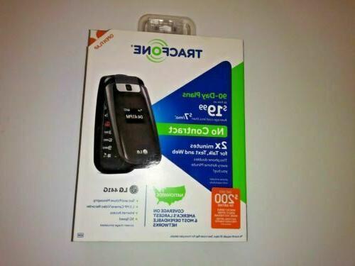 TracFone LG L441G 3G Prepaid Phone - Retail Packaging