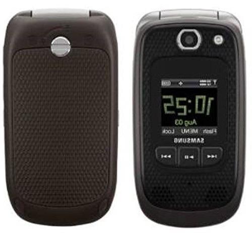 Verizon Samsung Convoy U660 No Contract Rugged PTT Cell Phon