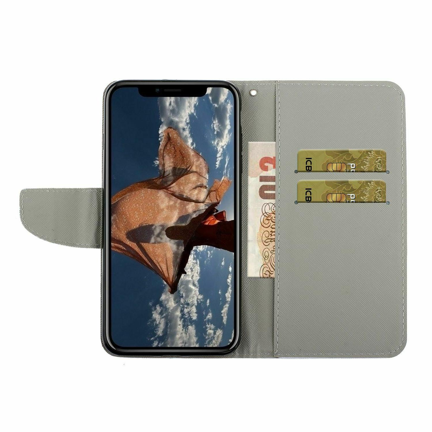 For Apple iphone Pro Max Case Wallet Card Phone