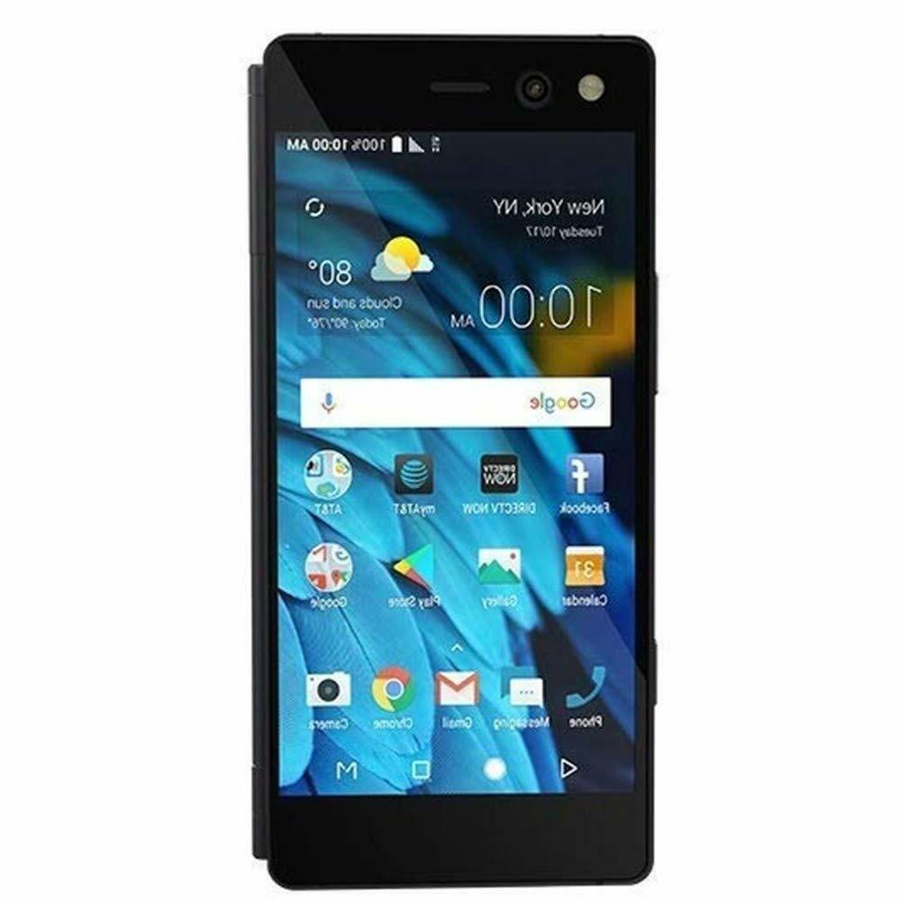 """ZTE Axon M Z999  5.2"""" Dual Fold Screen, 4G LTE GSM AT&T Unlo"""